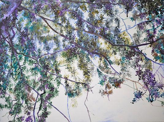 Der Landschaft entnommen. Zeitgenössische Malerei II