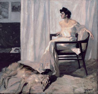Albert Weisgerber (1878–1915) Bilder aus dem Museum St. Ingbert