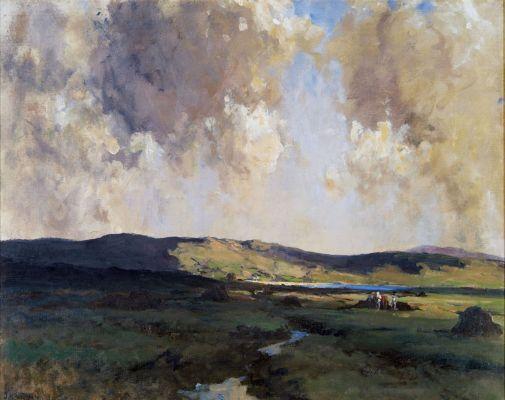 Impressionen von der Grünen Insel. Irische Malerei 1870–1930
