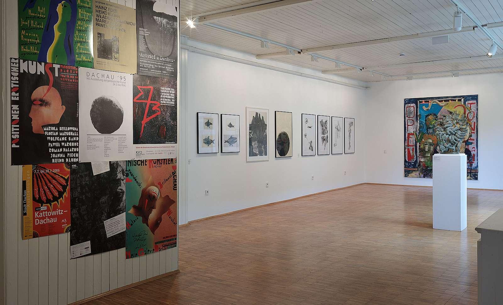 Bilder keiner Ausstellung – Dachau-Oświęcim