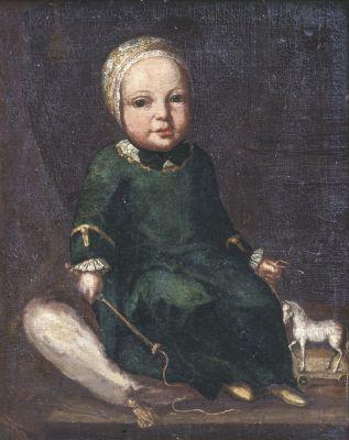"""""""Da ich ein Kind war…""""    Vom »Kindsein« in vergangenen Zeiten.      Erster Teil der Ausstellungsreihe »Die Lebensalter«"""
