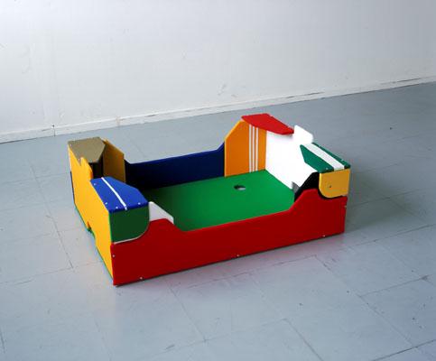 Simple Dinge. Alltägliches zwischen Skulptur und Malerei von Tom Früchtl und Axel Lieber