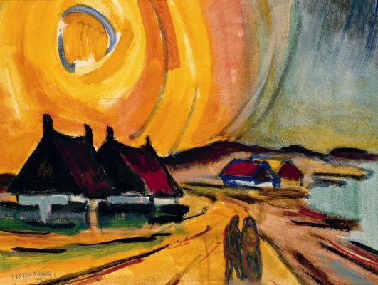 Nidden – Die Künstlerkolonie auf der Kurischen Nehrung