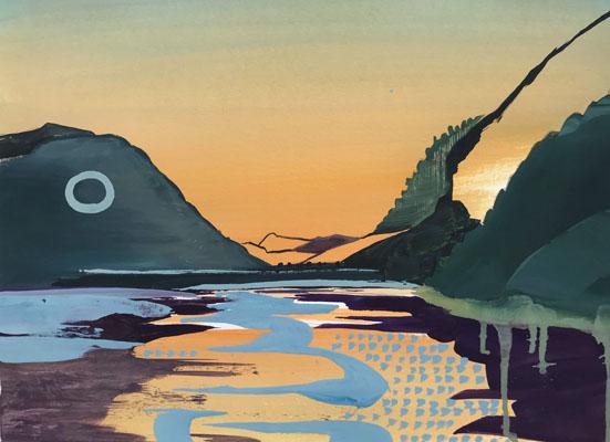 Landschaftsmalerei. Zeitgenössische Positionen III