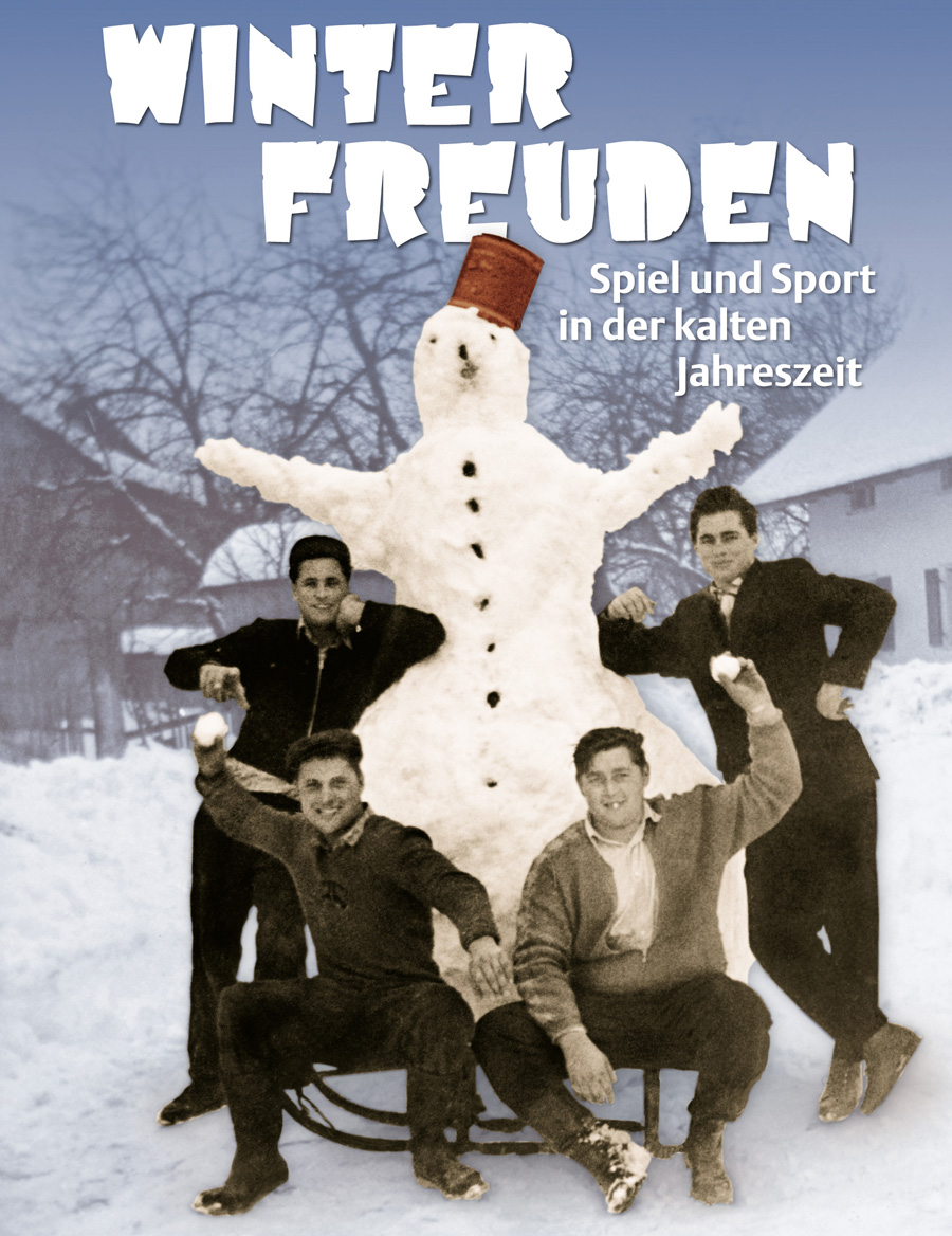 Winterfreuden.                 Spiel und Sport in der kalten Jahreszeit