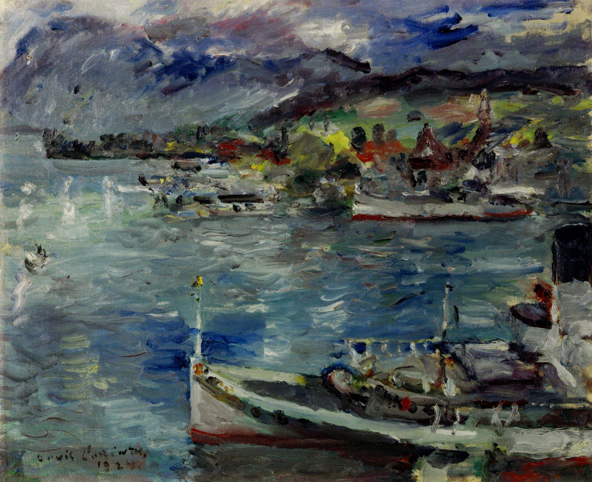 Licht, Luft und Farbe – Malerei süddeutscher Impressionisten