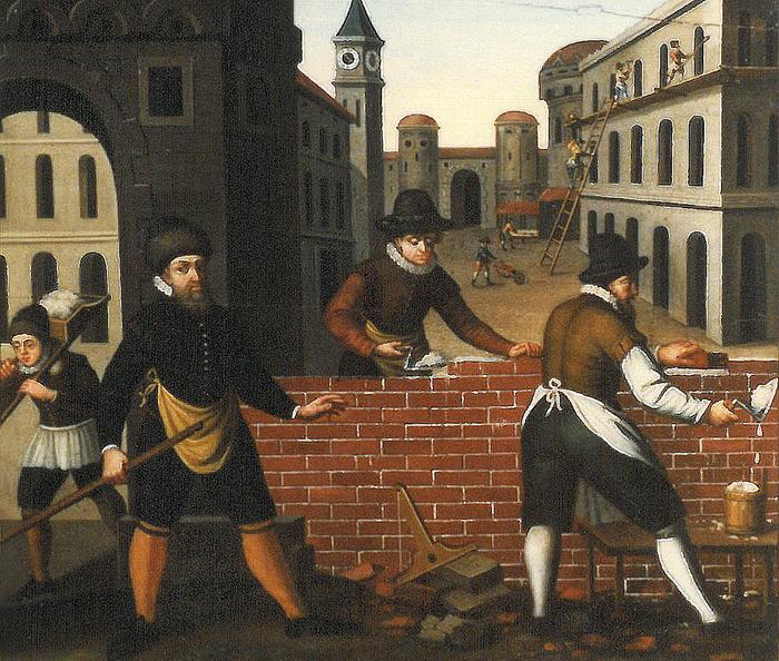 Arbeitswelten –  Geschichte(n) über Handwerk und Gewerbe
